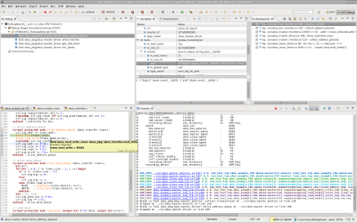 Specman Debugger Integration with DVT Eclipse IDE Snapshots